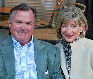 Scott and Cathy McGraw, Parents of Carolyn \