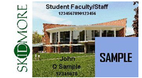 Faculty/Staff ID Card