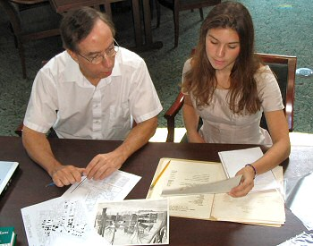 Jones & Moore '08 Write Campus History Together