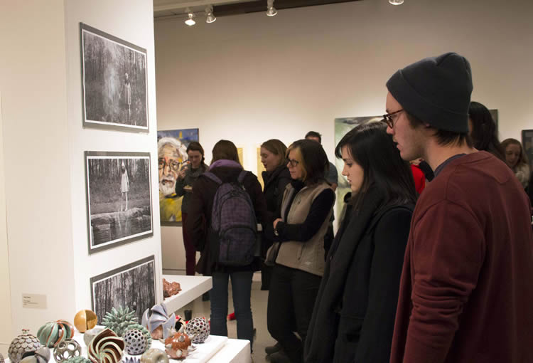 2015 Juried Skidmore Student Exhibition