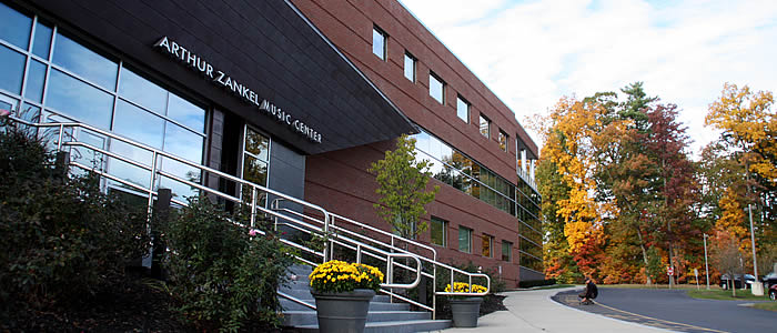 Arthur Zankel Music Center